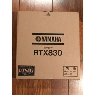 ヤマハ(ヤマハ)の【ゆったーまーときちすけ様専用】RTX830 VPNルータ(PC周辺機器)