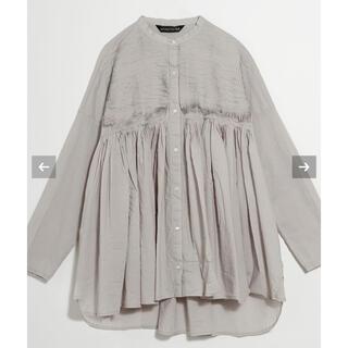 ネストローブ(nest Robe)のmizuiro ind キナリノ掲載シャツ(シャツ/ブラウス(長袖/七分))