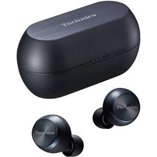 パナソニック(Panasonic)のPANASONIC テクニクス カナル型 EAH-AZ70W-K(ヘッドフォン/イヤフォン)
