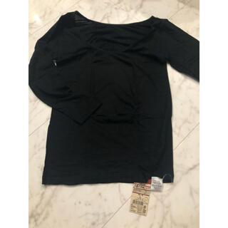 ムジルシリョウヒン(MUJI (無印良品))の無印良品 七分丈 Tシャツ(Tシャツ(長袖/七分))