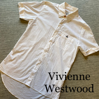 ヴィヴィアンウエストウッド(Vivienne Westwood)のVivienne Westwood 半袖 シャツ ヴィヴィアンウエストウッド(シャツ)