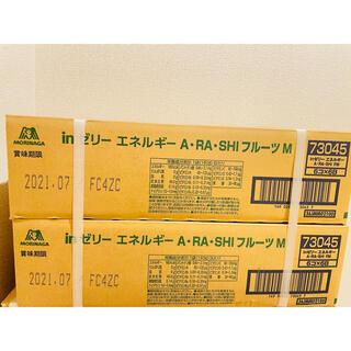 モリナガセイカ(森永製菓)のinゼリー エナジー フルーツミックス味×72個 即日発送(プロテイン)