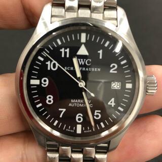 インターナショナルウォッチカンパニー(IWC)のIWC マーク15 中期ブレス ギャラ ボックス 予備コマ付属 美品(腕時計(アナログ))