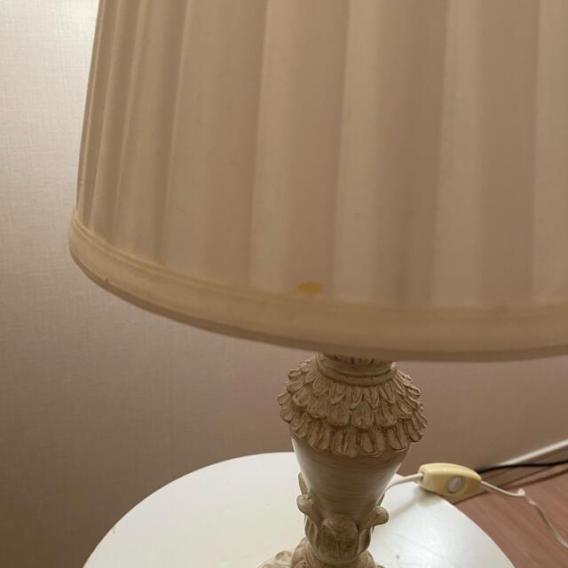 LAURA ASHLEY(ローラアシュレイ)のローラアシュレイ ランプ&シェード テーブルスタンド インテリア/住まい/日用品のライト/照明/LED(テーブルスタンド)の商品写真