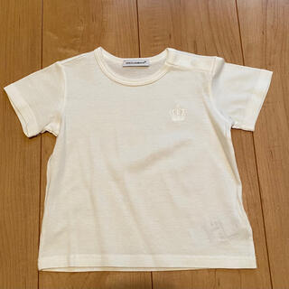 ドルチェアンドガッバーナ(DOLCE&GABBANA)のDOLCE & GABBANA   Tシャツ  9-12ヶ月(Tシャツ)