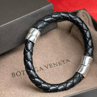 ボッテガヴェネタ(Bottega Veneta)のBOTTEGA VENETA  ボッテガヴェネタ イントレチャート ブレスレット(ブレスレット/バングル)