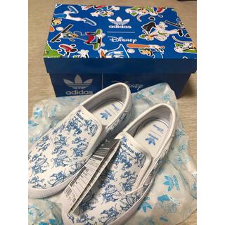 アディダス(adidas)の値下げ⭐︎アディダス  スリッポン ディズニーコラボ 新品(スリッポン)