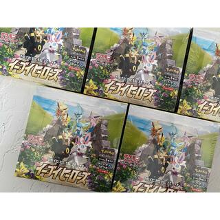 ポケモン(ポケモン)のポケモンカード イーブイヒーローズ 5boxセット(Box/デッキ/パック)