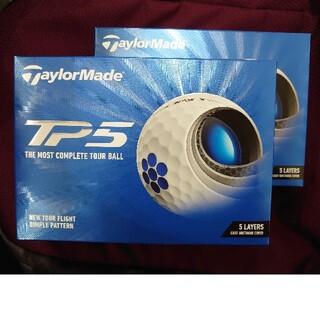 TaylorMade - テーラーメイド TP5  2021年モデル ゴルフボール 2ダースセット