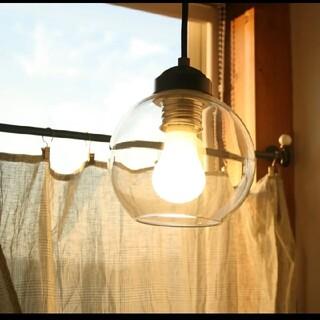 美品 ペンダントライト ランプ(天井照明)