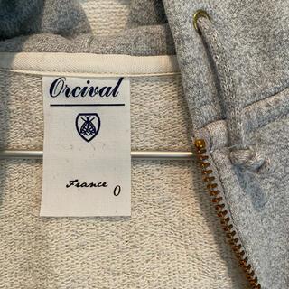 オーシバル(ORCIVAL)のOrcival パーカー(パーカー)