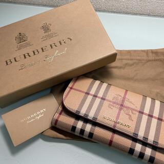 バーバリー(BURBERRY)のBURBERRY 財布 長財布(長財布)