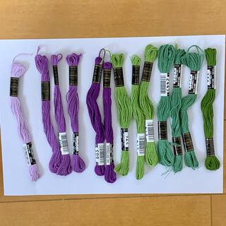 オリンパス(OLYMPUS)の刺繍糸 OLYMPUS まとめ売り(生地/糸)