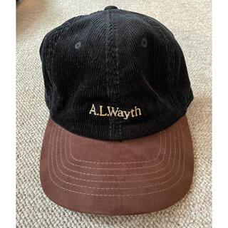 ワンエルディーケーセレクト(1LDK SELECT)のALWAYTH /CORDUROY CAP(キャップ)