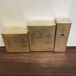 エレガンス(Elégance.)のエレガンス ファンデーション+下地 新品未開封 おまけ付き(ファンデーション)