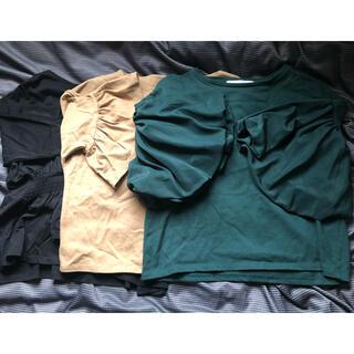 センスオブプレイスバイアーバンリサーチ(SENSE OF PLACE by URBAN RESEARCH)のセンスオブプレイス Tシャツ 3枚セット(Tシャツ(半袖/袖なし))