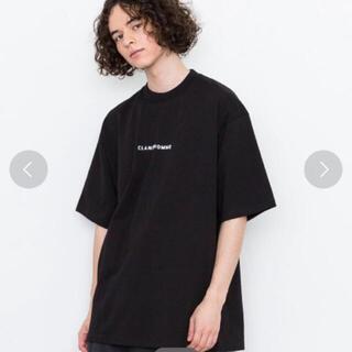 ステュディオス(STUDIOUS)のCLANE HOMME クラネオム Tシャツ ロゴ (Tシャツ/カットソー(半袖/袖なし))