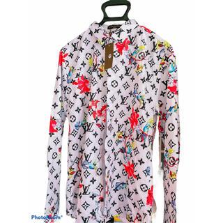 ルイヴィトン(LOUIS VUITTON)のルイヴィトン ワイシャツ 柄シャツ(シャツ)