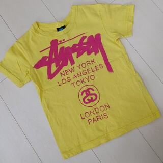 ステューシー(STUSSY)のSTUSSY  Tシャツ110(Tシャツ/カットソー)