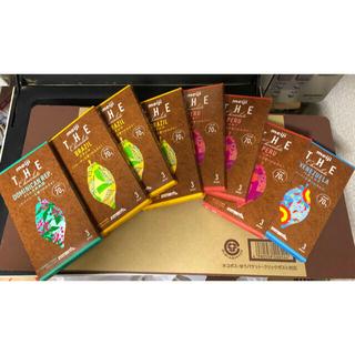 世界中からカカオ厳選4つのカカオの味が楽しめる 明治 ザ・チョコレート 4種8枚(菓子/デザート)
