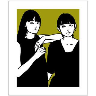 Kyne Untitled Type A キネ シルクスクリーン 版画 村上隆(版画)