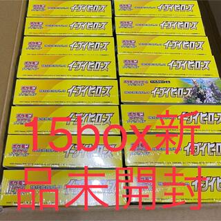 ポケモン(ポケモン)のポケモンカード ソード&シールド 強化拡張パック イーブイヒーローズ 新品未開封(Box/デッキ/パック)