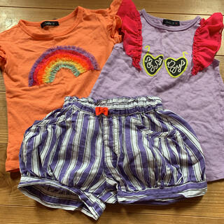カルディア(CALDia)のcaldia 美品夏服3点セット(Tシャツ/カットソー)