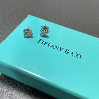 ティファニー(Tiffany & Co.)のティファニー クルーシーフォームピアス(ピアス)