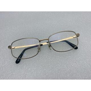 バーバリー(BURBERRY)のA134 美品★ バーバリー メガネフレーム 度付き メンズ レディース (サングラス/メガネ)