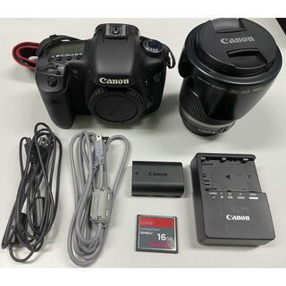 Canon - Canon キヤノン EOS 7D ズームレンズセット