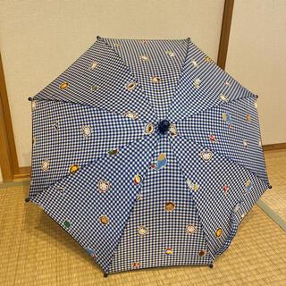 ファミリア(familiar)の新品●ファミリア familiar キッズ傘 38cm(傘)