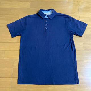 グローバルワーク(GLOBAL WORK)のグローバルワーク メンズポロシャツ Mサイズ(ポロシャツ)