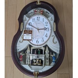 シチズン(CITIZEN)のCITIZEN 電波掛け時計 新品未使用品(掛時計/柱時計)