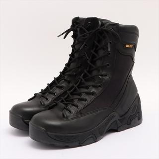 ダナー(Danner)のダナー  レザー  ブラック メンズ ブーツ(ブーツ)