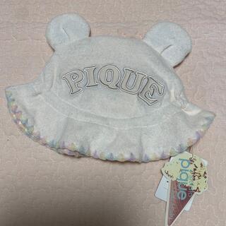 ジェラートピケ(gelato pique)のaxxcさん専用 ジェラートピケ ベビー帽子(帽子)