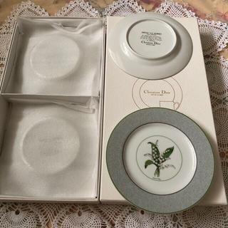 クリスチャンディオール(Christian Dior)の新品 ディオール ミリラフォーレ プレート 食器 (食器)