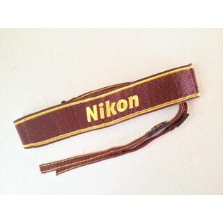 Nikon - Nikon ネックストラップ 一眼レフ・ミラーレス用