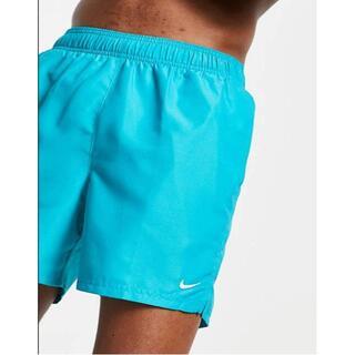 ナイキ(NIKE)のSサイズ Nike(ナイキ)ロゴ スイムショーツ 水着 グリーン(水着)