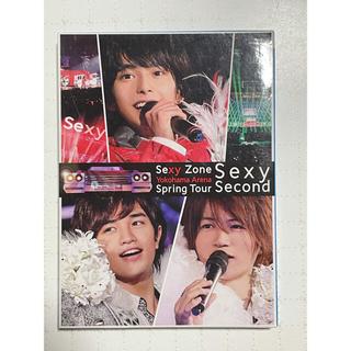 Sexy Zone - SexyZone SeyxSecond Blu-ray