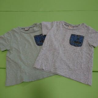 petit main - プティマイン  90  Tシャツ  男の子
