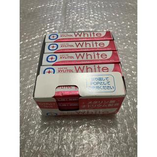ロッテ キシリトールホワイト(ピンクグレープフルーツ)(菓子/デザート)