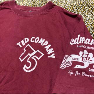 テッドマン(TEDMAN)のTEDMAN テッドマン TAKE5 テイク5 コラボ Tシャツ(Tシャツ/カットソー(半袖/袖なし))