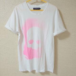 ハイドロゲン(HYDROGEN)のハイドロゲン ダメージTシャツ(Tシャツ/カットソー(半袖/袖なし))