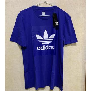 新品 adidas originals トレホォイル ロゴ メンズ Lサイズ(Tシャツ/カットソー(半袖/袖なし))