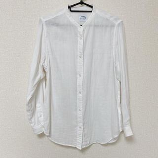 コーエン(coen)の【美品】白シャツ coen コーエン(シャツ/ブラウス(長袖/七分))