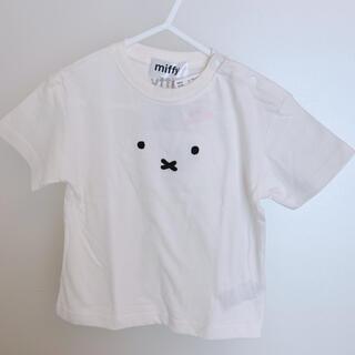 しまむら - 【新品未使用】しまむら ミッフィーTシャツ 90センチ