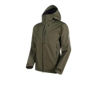 マムート(Mammut)の※新品 Ayako Pro HS Hooded Jacket AF Men(登山用品)