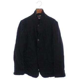 ブラックコムデギャルソン(BLACK COMME des GARCONS)のBLACK COMME des GARCONS テーラードジャケット メンズ(テーラードジャケット)