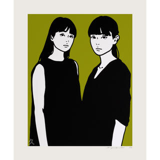 Kyne Untitled Type M キネ シルクスクリーン 版画 村上隆(版画)