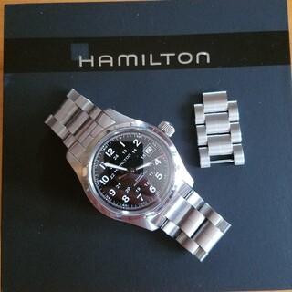 Hamilton - HAMILTON ハミルトン カーキフィールド